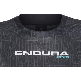Endura MT500 Print II Langærmet cykeltrøje Damer, black
